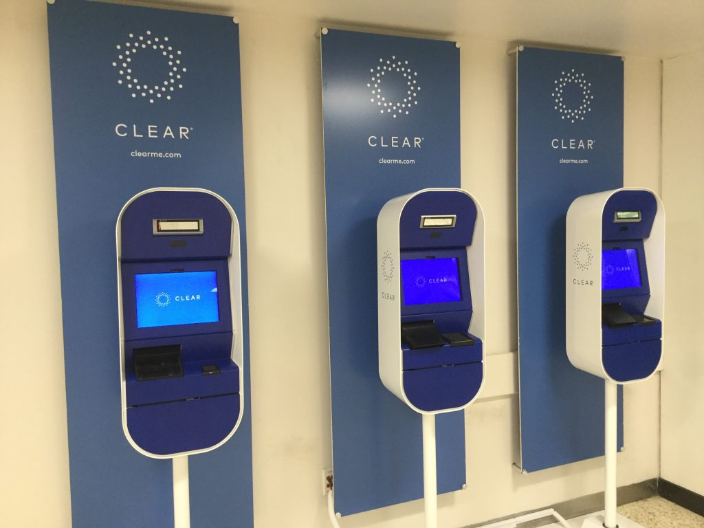 United invests in Clear for free and discounted memberships and more biometric checks