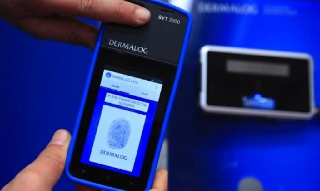 Biometric device delivery for Afghan elections delayed