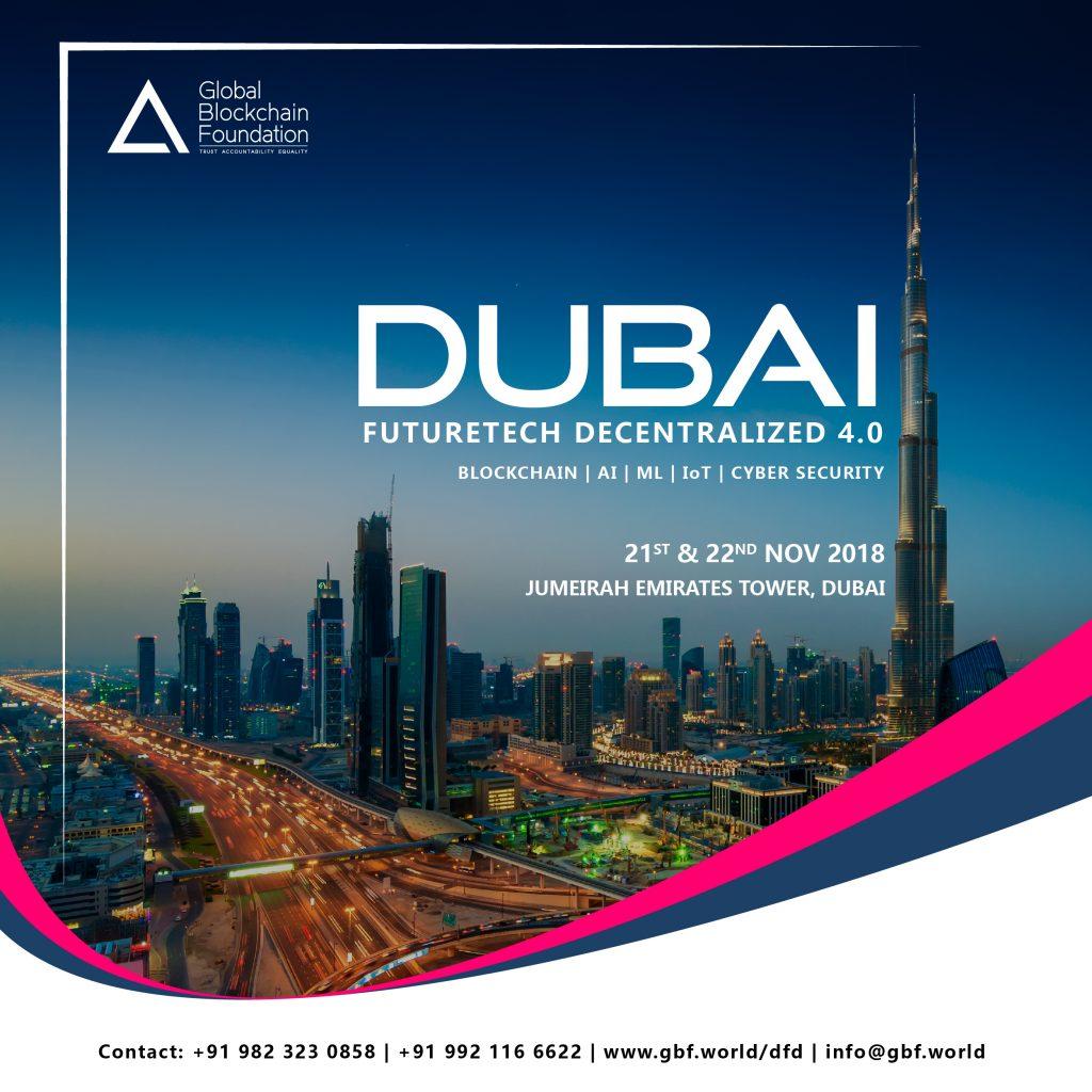 Dubai Future-Tech Decentralized 4.0