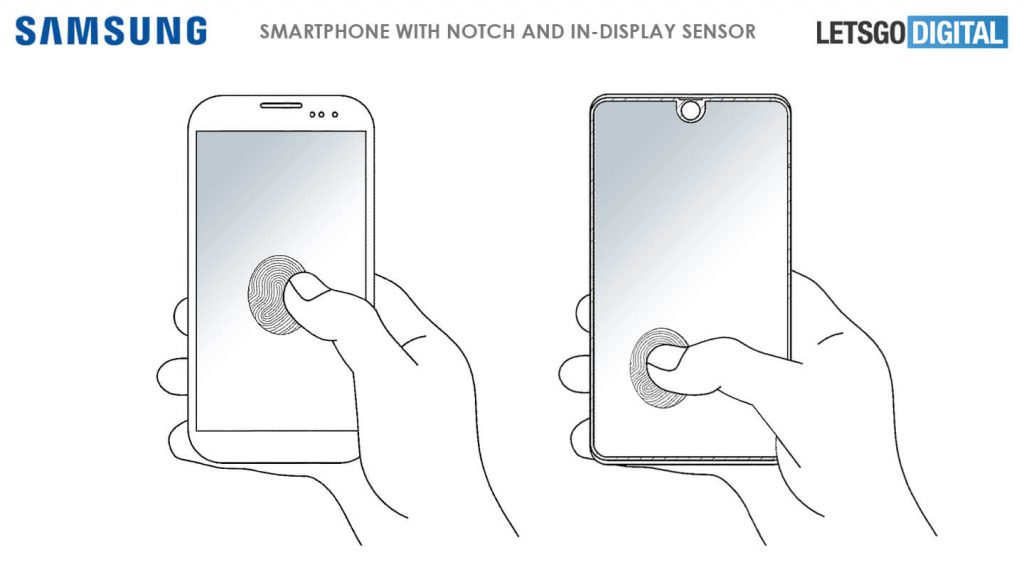 smartphone-in-display-fingerprint-sensor-with-full-screen-scan