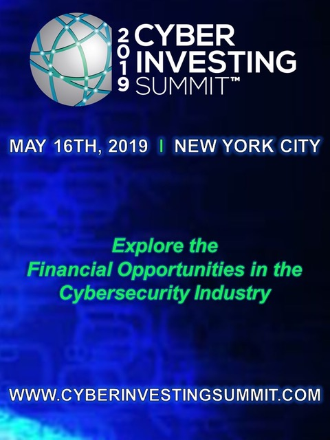 The-Cyber-Investing-Summit-2019