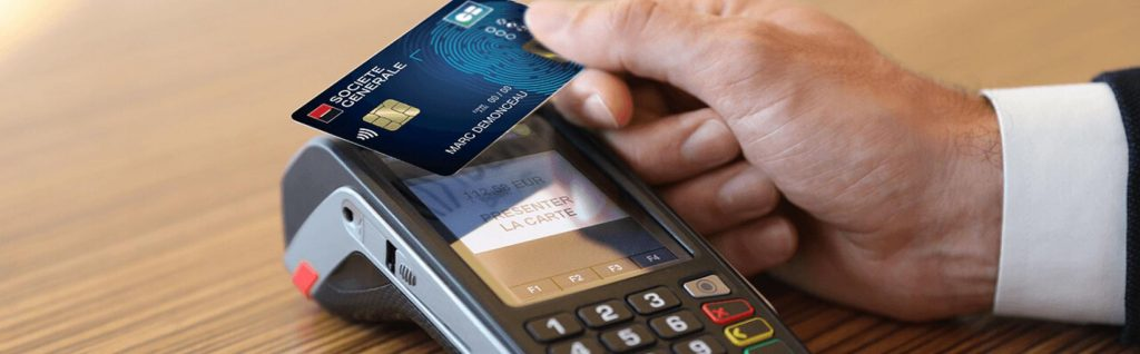 Societe Generale removes contactless transaction cap for trial of IDEMIA biometric payment cards