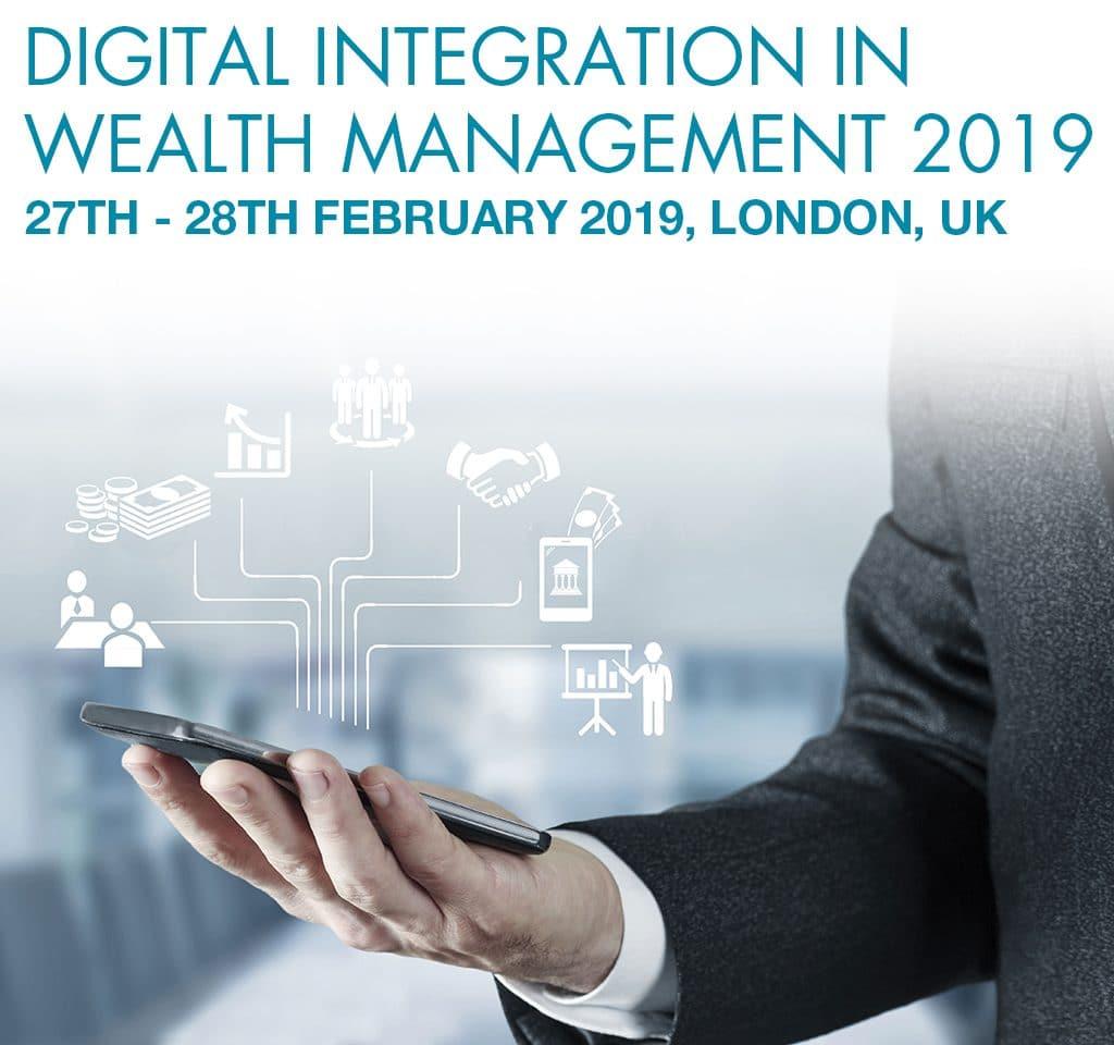 Digital Integration in Wealth Management 2019