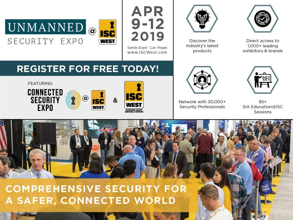 Unmanned Security Expo @ ISC West