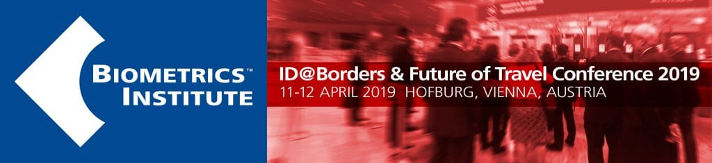 Biometrics Institute ID @ Borders & Future of Travel Conference, in Cooperation with OSCE