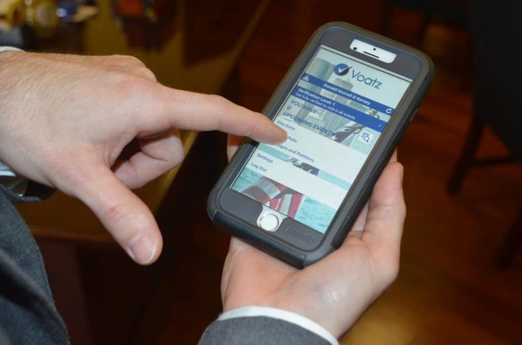 Active military and overseas voters to vote in Denver elections with biometric Voatz app