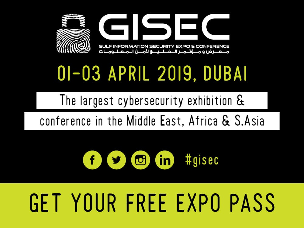 GISEC (Gulf Information Security Expo & Conference)