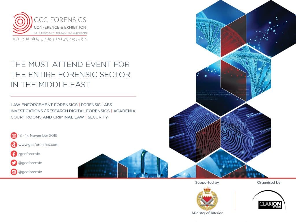 GCC Forensics Conference & Exhibition