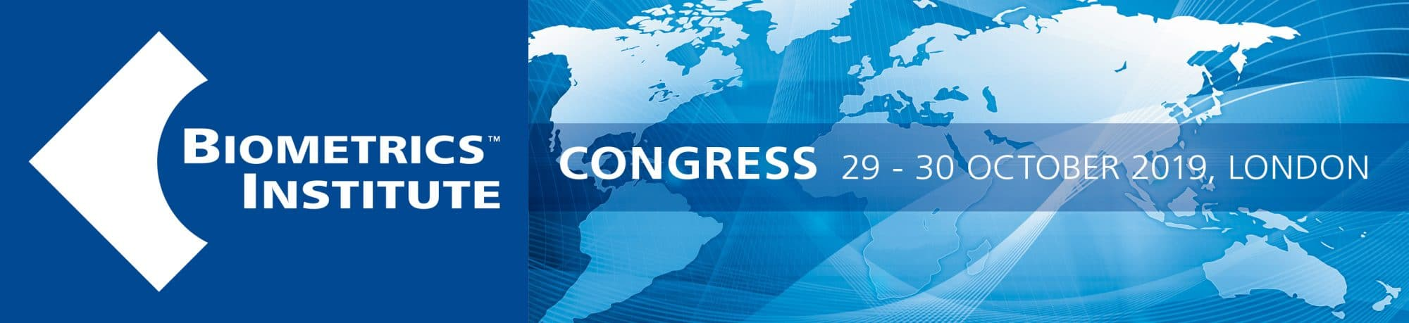 Biometrics Institute Congress 2019