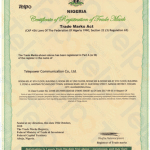 telpo trademark registration nigeria
