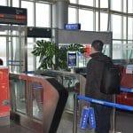 Huangshan-Airport-biometric-boarding