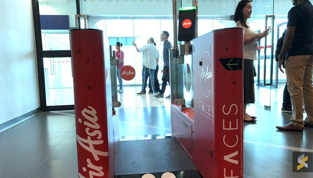 New biometric checks launch at Singapore and Australia airports