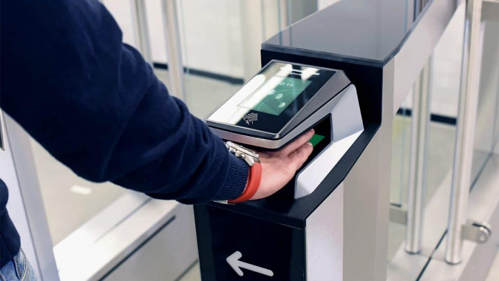 Airports and encryption research lead this week's biometrics and digital ID news