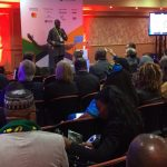Olatunji Durodila, NIMC (Nigeria) Technical Consultant on making national biometric ID system mobile at #ID4Africa2019