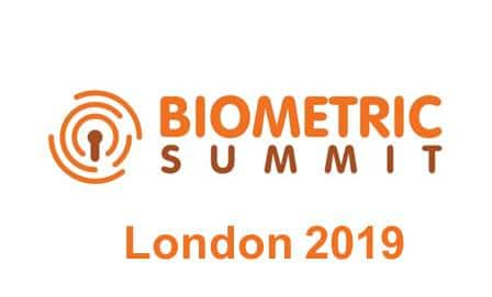 Biometric Summit London 2019