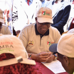 Kenya national ID project Huduma Namba