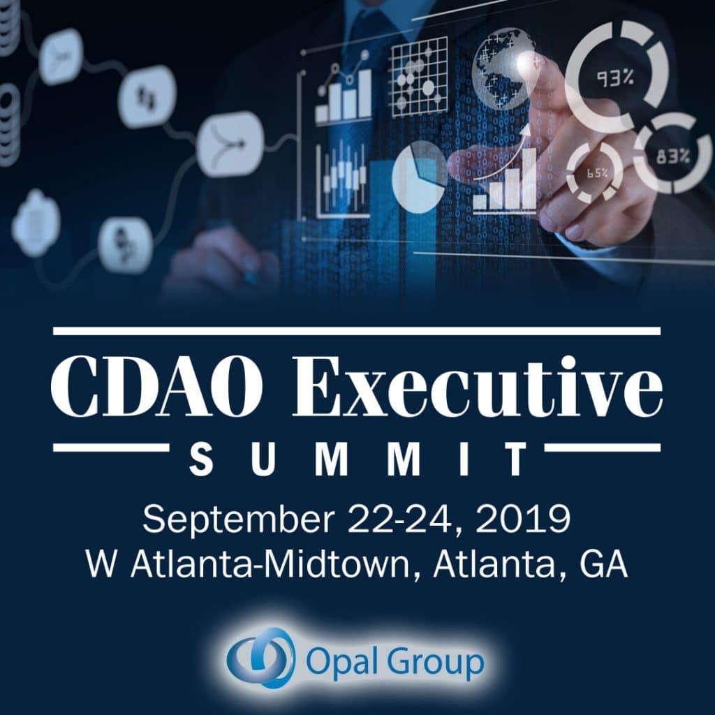 CDAO Executive Summit 2019