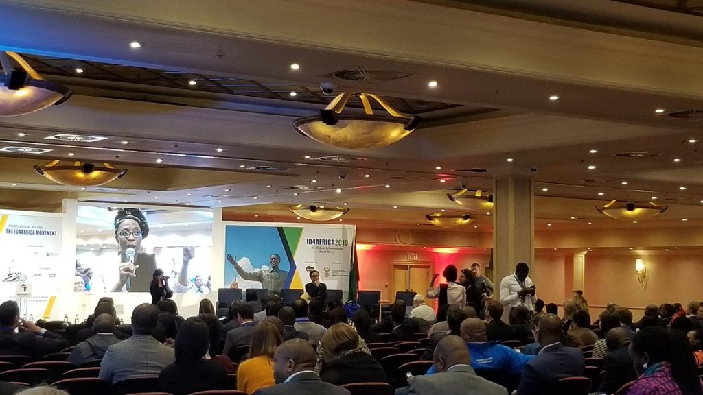 Disagreement and consensus building among African digital ID authorities at ID4Africa 2019