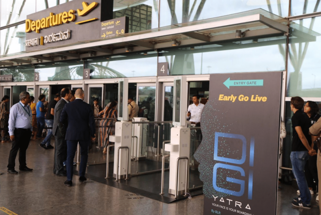 Vision-Box biometric technology launched for Digi Yatra at Bengaluru airport