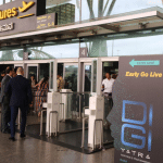 Vision-Box curb to gate biometric journey at Kempegowda International Airport