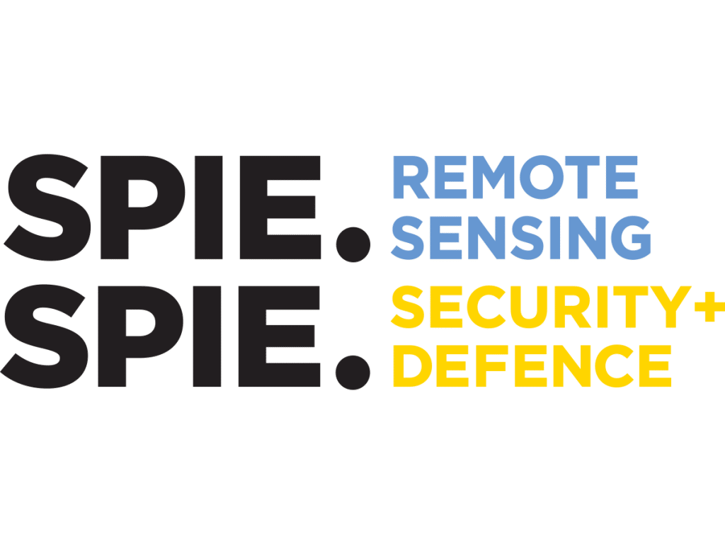 SPIE Security + Defence 2019