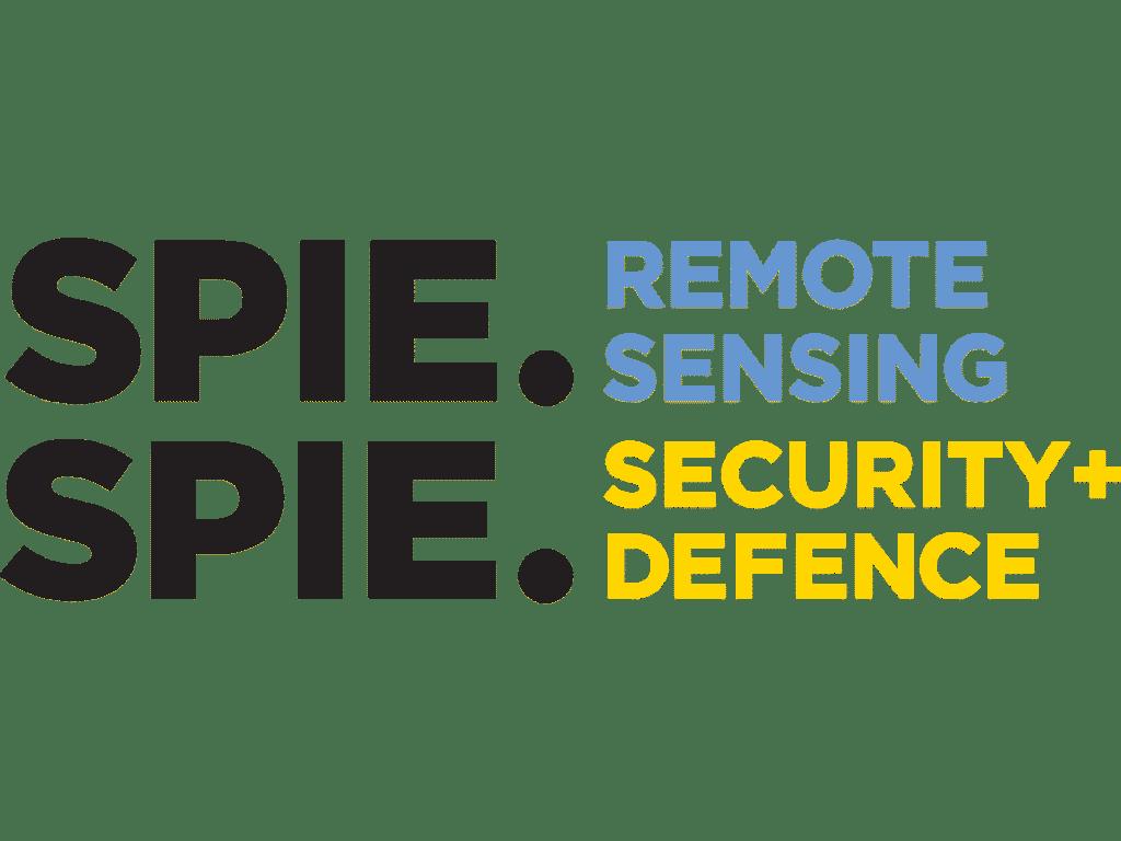 SPIE Remote Sensing 2019
