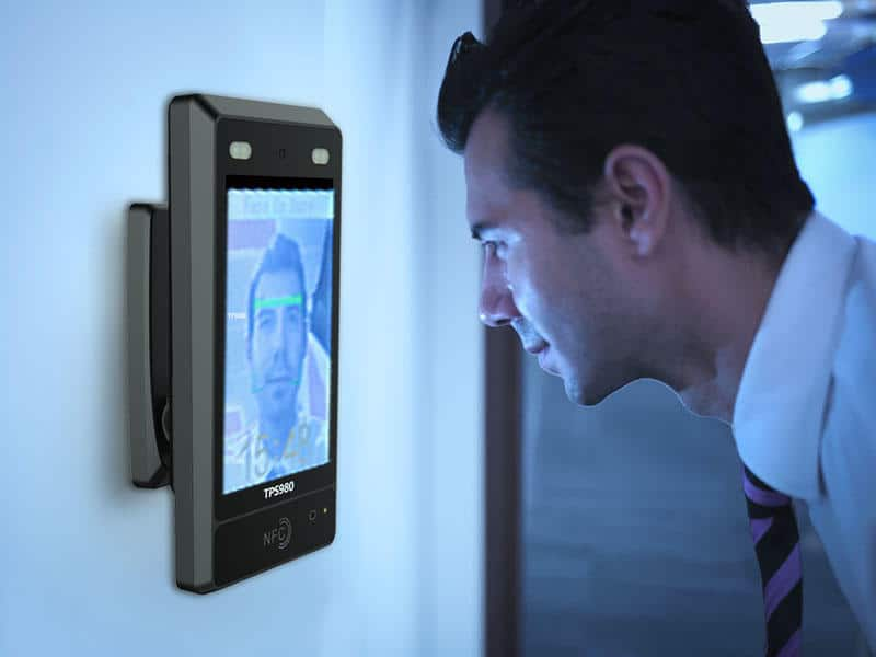 Telpo TPS980 face recognition machine