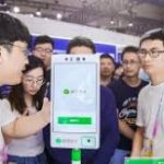 WeChat Frog Pro facial recognition point-of-sale (POS) device