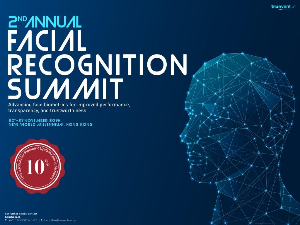 2nd Annual Facial Recognition Summit