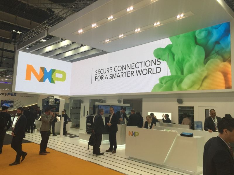 NXP semiconductors - face and voice recognition at the edge