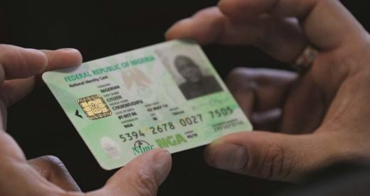 NIMC- Nigeria National ID Card - Africa biometric digital identity verification