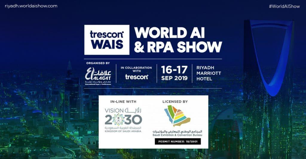 World AI & RPA Show – Riyadh
