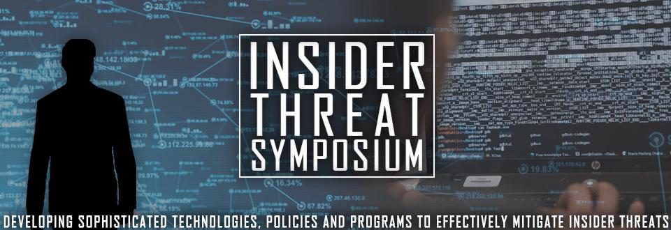 4th Insider Threat Symposium