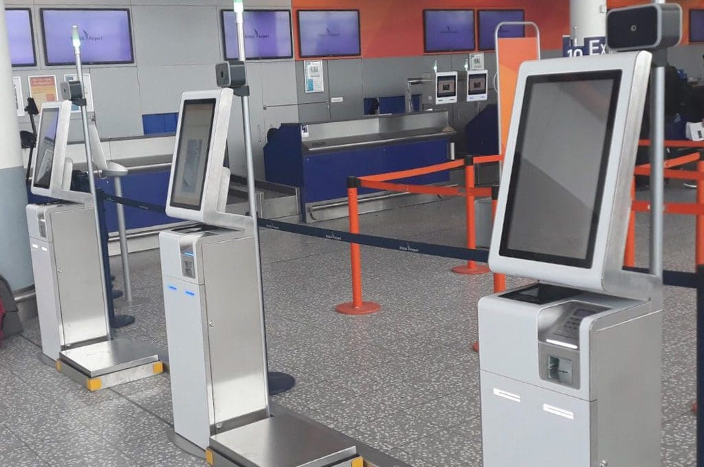 Collins Aerospace's SelfPass facial biometric solution launches at Las Vegas airport