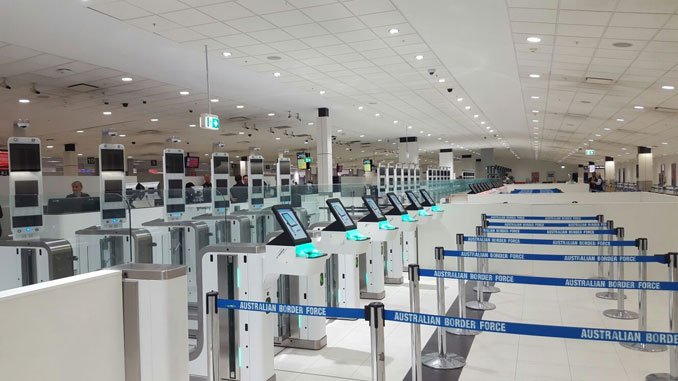 Vision-Box-SmartGates-at-Sydey-airport-biometrics-passenger-processing