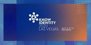 KNOW Identity 2020