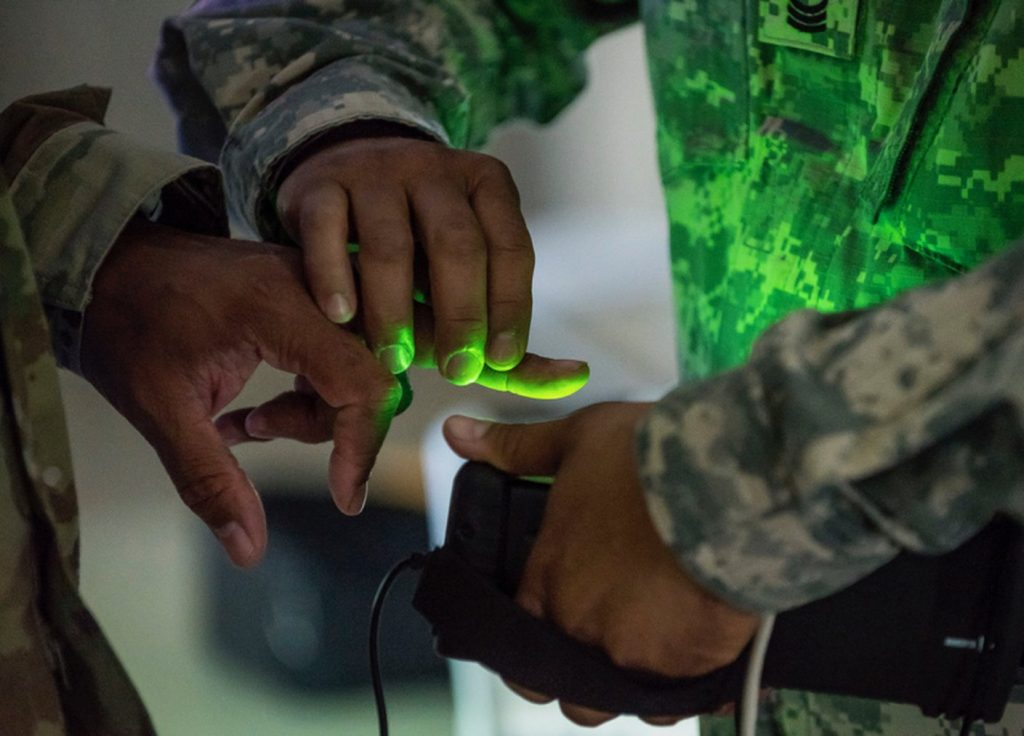 USSOCOM set to test, evaluate commercial next generation biometrics
