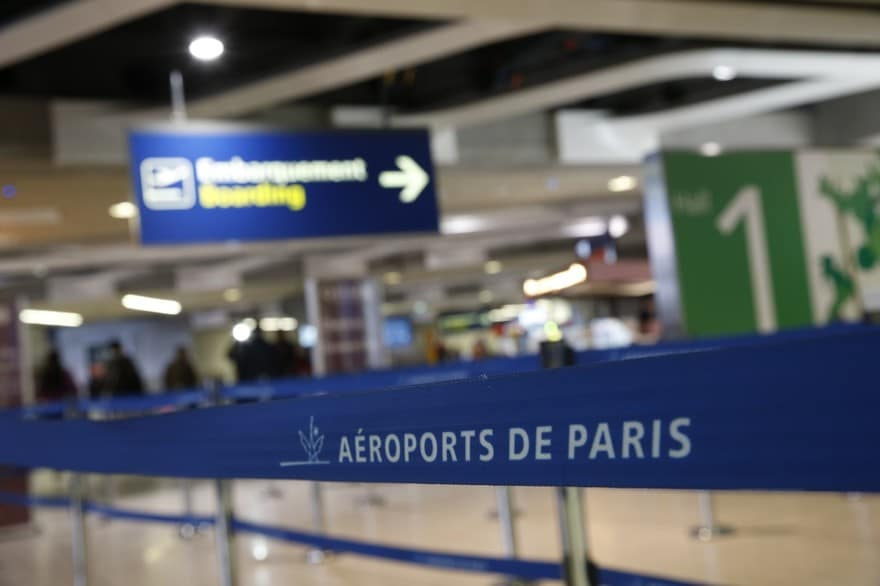 Air France and Paris airports to run biometric boarding pilot