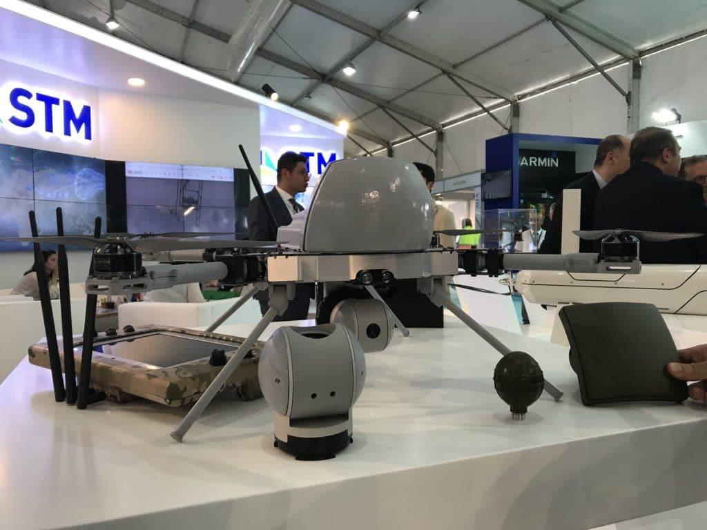 Turkey adds autonomous facial recognition kamikaze drones to military portfolio