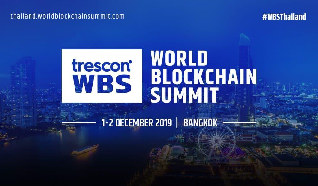 World Blockchain Summit – Bangkok 2019