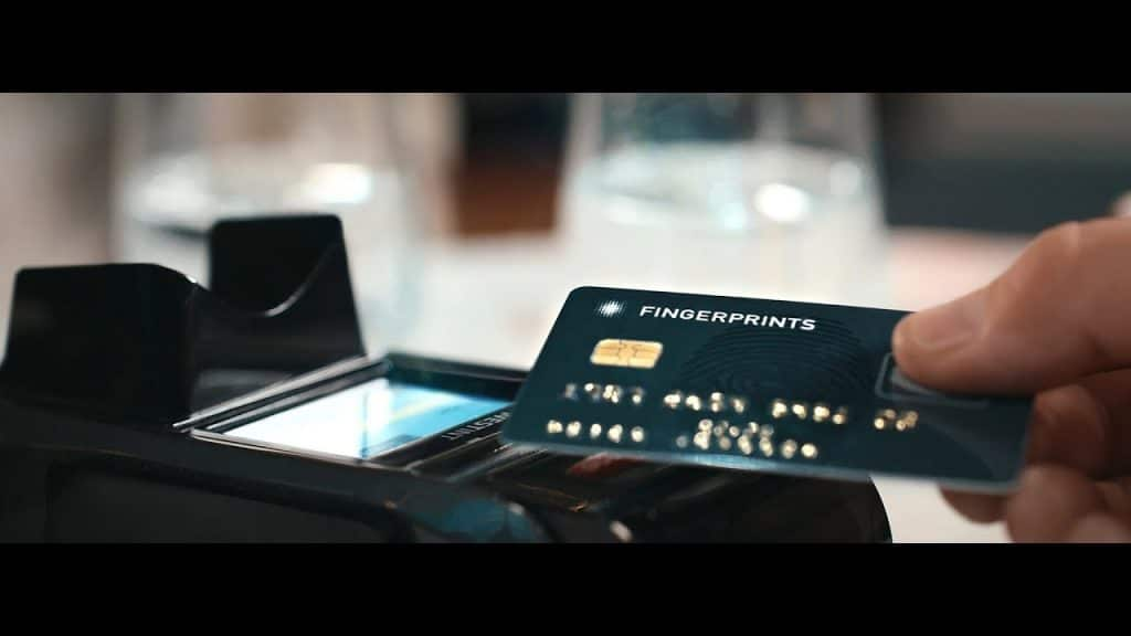 Fingerprint Cards collaborating on biometric payment cards for India with M-Tech