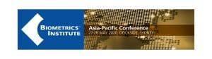 Biometrics Institute Asia Pacific Conference