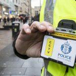 police scotland body cameras biometrics