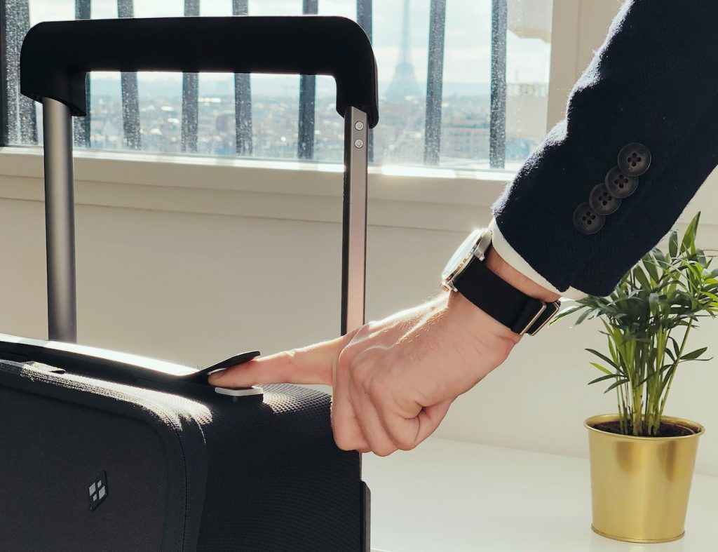 Biometric wearables, flash drive, smart display and suitcase among new consumer products