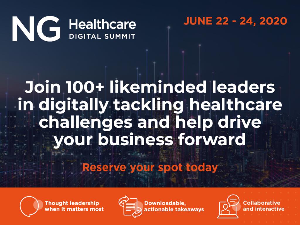 NG Healthcare Digital Summit