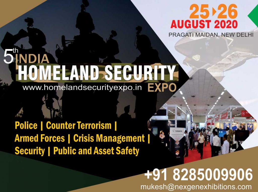 5th India Homeland Security