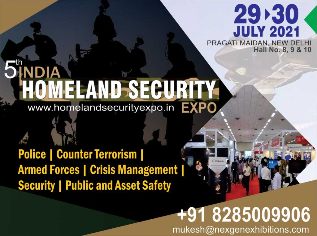 5th India Homeland Security Expo