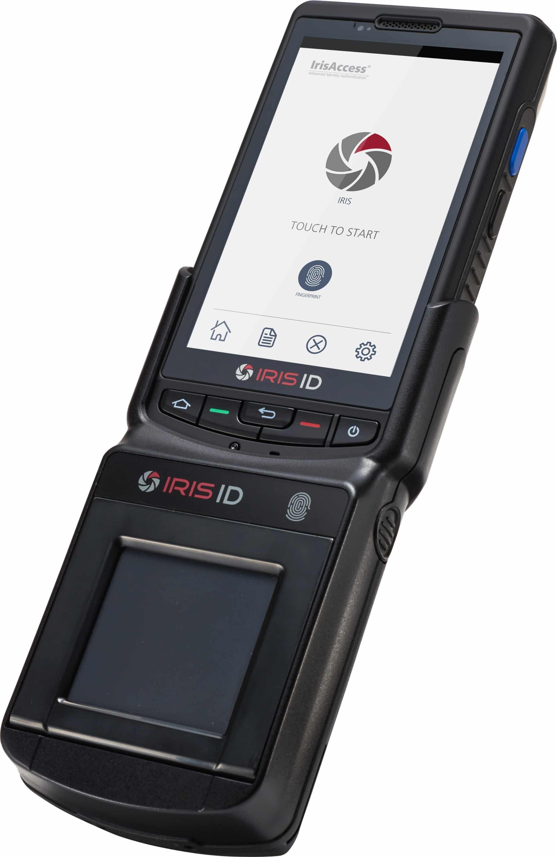 Iris ID integrates iCAM M300 with Integrated Biometrics Sherlock fingerprint scanner
