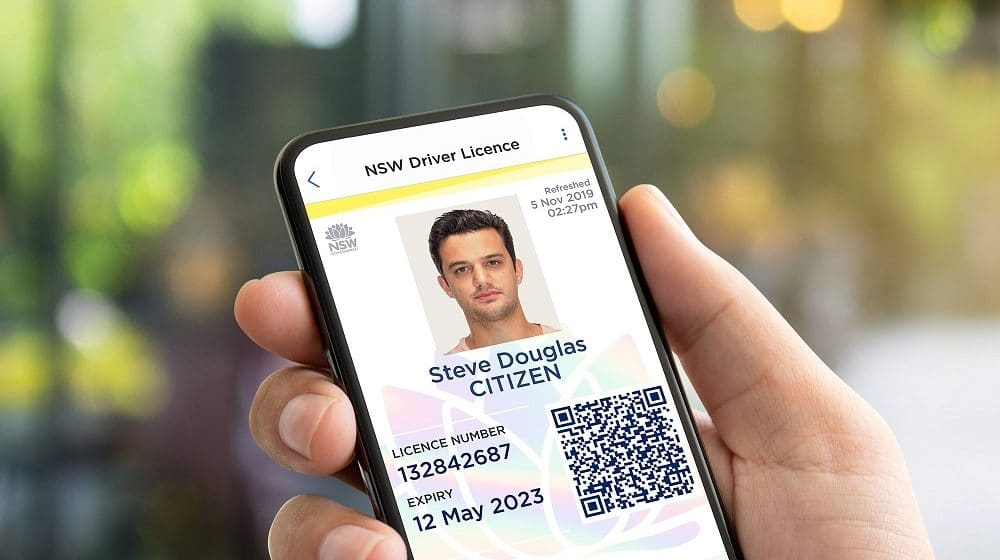Australia introduces digital driver's license copy solution to confirm identity