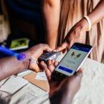 simprints biometric fingerprint data collection